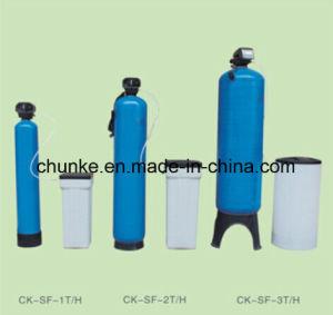 Chunke Suavizador de Agua Azul de alta calidad para el tratamiento de agua la máquina