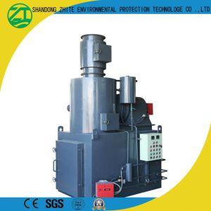 Incinerador de basura para vivir/Desechos médicos o los residuos sólidos o desechos marinos