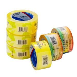Pressure-Sensitive Band BOPP voor Katoenen Verpakking