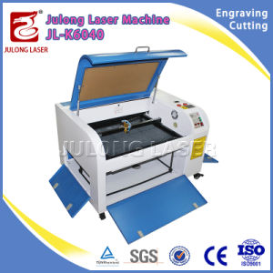 CO2 Laser-Gravierfräsmaschine Julong 4060 Maschine