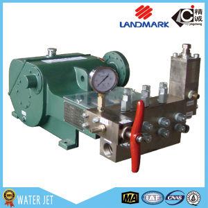 Водяной насос поршня высокого давления для Metallurgic промышленности (JC666)