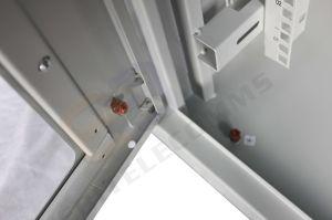 19 S Направляющие серого цвета в стену шкафы сервер для установки в стойку