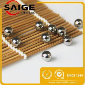 RoHS G10 1,58mm 1/16'' Suj-2 Bola de rodamiento de bolas de acero