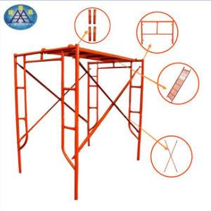 Rahmen-Baugerüst-Vorstände der Flexibilitäts-Baugerät-Stahlh