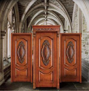 Portelli di legno di ultimo disegno moderno