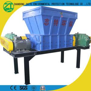 도시 Solid Waste 또는 Used Tire/Tyre/Wood Pallet/Plastic/Municipal Solid Wate/Domestic Waste Shredder