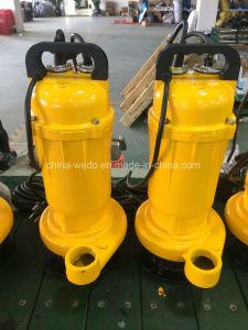 V 1300f bomba de agua sumergibles para aguas residuales agua sucia, bombas de agua