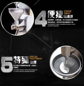 Velocidad ajustable de acero inoxidable 5 moldes albóndiga Maker Ex