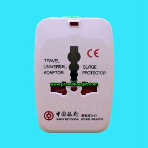 Global Universal Adaptador de ficha de viagem USB
