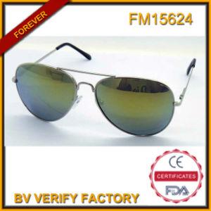 FM15624 Frame van de Zonnebril van de Dames van de manier het Blauwe Volledige voor Partij