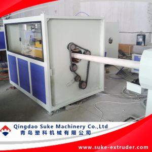 Extrusión de tubo de UPVC haciendo Machine-Suke máquina