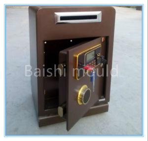 Molde de estampado para caja de seguridad electrónica con bloqueo digital