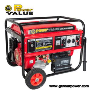 5.5Kw электрический генератор с заводская цена бензина
