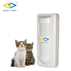 3 - External Alarm Motion Sensors con Anti-Mask, Pet Immunity (OTD-40T-P) di tecnologia 2 PIR Mw