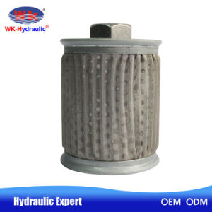 De industriële Filter van de Olie van de Vervanging van het Netwerk van de Draad van het Roestvrij staal Hydraulische