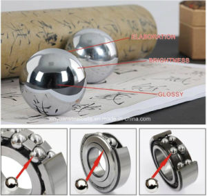 AISI1010/1015/1085 Aço Carbono Laminação de Metais Bolas de Massagem