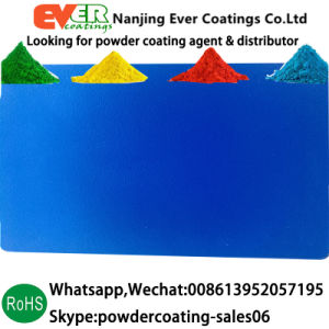 堅い終わりの静電気の質のThermosetting工場価格の粉のコーティング