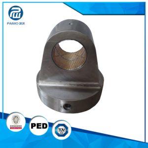 De Paiwo Gesmede Hydraulische Cilinderkop 40crmn van de Precisie 42CrMo4