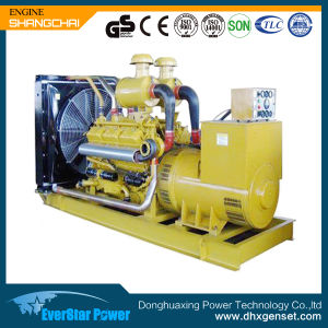 Venda de fábrica 250kw gerador diesel definido pelo motor Sdec com certificados