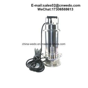 Qdx Multi-Impeller bomba sumergible, de 2,2 Kw/3HP