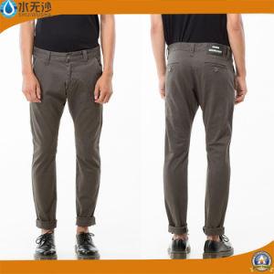 La mens vaqueros Bootcut largo Diseño de la marca de jeans mezclilla clásica