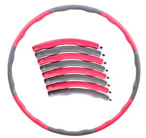 Nuevo Material ABS Hula-Hoop desmontable.