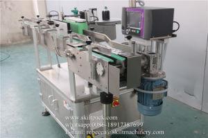 Automatic 1-5 L vaso de óleo de máquina de rotulação