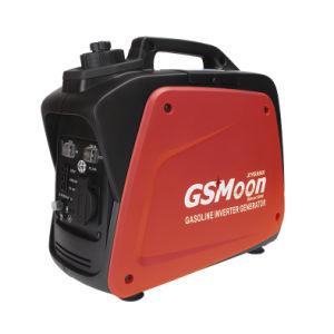 De standaard AC Eenfasige 800W Generator van de Omschakelaar van de Benzine