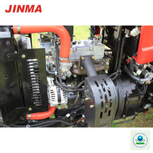 EPA CertificationのJinma 4WD 25HP Wheel Farm Tractor