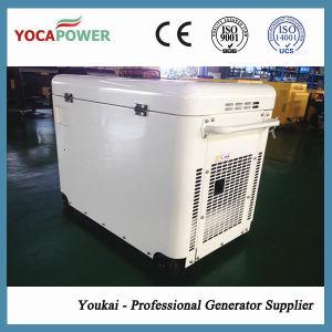 Luft abgekühlter leiser kleiner Energien-Diesel-Generator des Motor-5.5kw