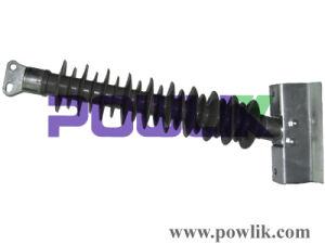 A 126kv composto de polímero de Alta Tensão Isolador De Post (FZS-126/10)