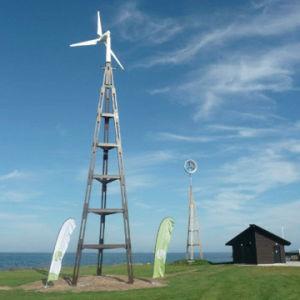 Sistema de turbinas eólicas 5KW para o mercado da América Swcc Standard