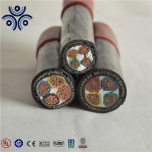 Kabel van de Macht van het Jasje van pvc van de Draad van het Staal van de Leider van het aluminium de Gepantserde Ondergrondse 0.6/1kv 1.5mm2 2.5mm2 4mm2 6mm2 10mm2