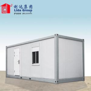 콘테이너 집 Prefabricated 휴대용 콘테이너 집 모듈 집