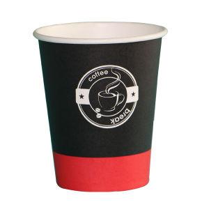 Logo 8oz Coupe du papier personnalisé