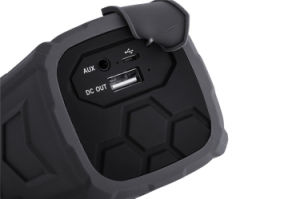 Resistente al agua La tecnología inalámbrica Bluetooth 4 banco de potencia de altavoces portátiles Stereo