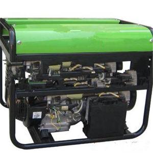 Tom9#에서 공기에 의하여 냉각되는 가스 발전기