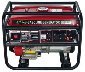 Zhejiang Highquality di 5kw Electric Gasoline Generator