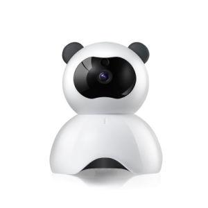 720p HD PTZのパンダCCTV WiFiデジタルの会議IPのビデオ・カメラ