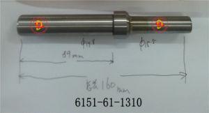 El eje de la bomba de agua (6151-61-1310)