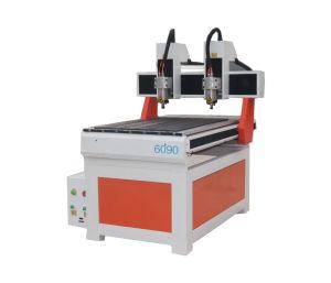 6060 Metallform, die CNC-Fräser für Aluminium, Stahl, Holz herstellt