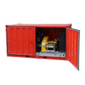15000 psi (1000bars) Unité Diesel Super la rondelle de l'eau haute pression