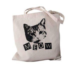 100% coton réutilisable promotionnelle/Canvas sac à main pour le shopping