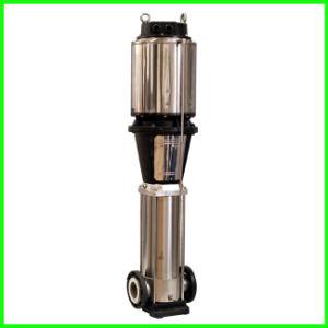 La bomba de transporte de agua a distancia de la bomba centrífuga multietapa