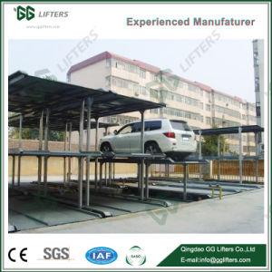 ピットの駐車上昇の二重層の駐車システム車スタック駐車システム