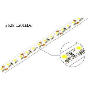Los LED de 120M/48W tiras LED SMD 3528