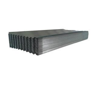 Dx51d Toiture en carton ondulé de tôle en acier galvanisé