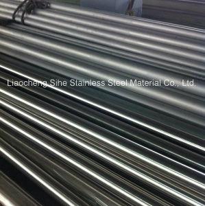 304 de Oppoetsende Buis van uitstekende kwaliteit van het Roestvrij staal voor de Pijp van het Staal