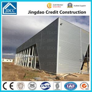 Modulaires en acier à faible budget de la structure de construction de matériel