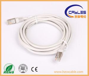 Precio competitivo de grado profesional G CAT6A F/cable de conexión FTP